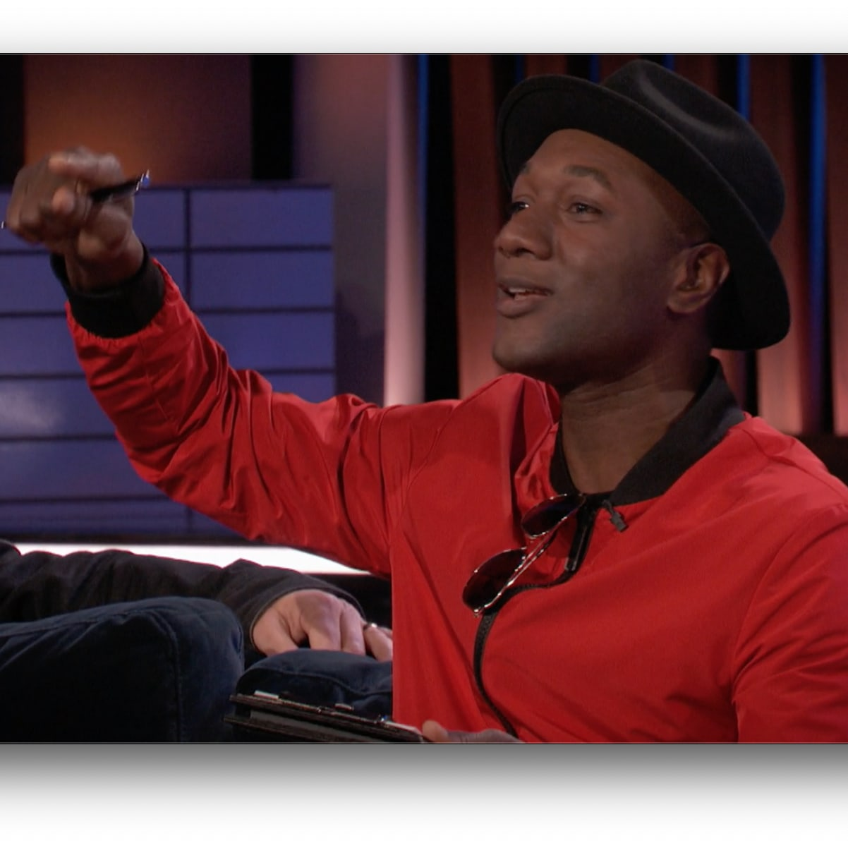 Aloe Blacc looks for a Fast & Furious: Hobbs & Shaw song on NBC's Songland