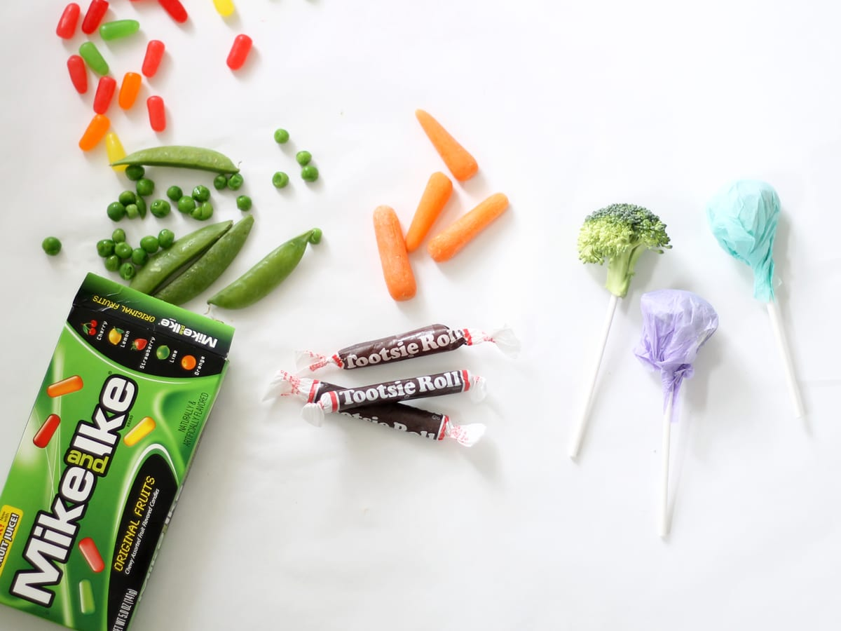 How to make april fools day chocolate bunny filled with veggies - How To Make April Fools Day Chocolate Bunny Filled With Veggies 72