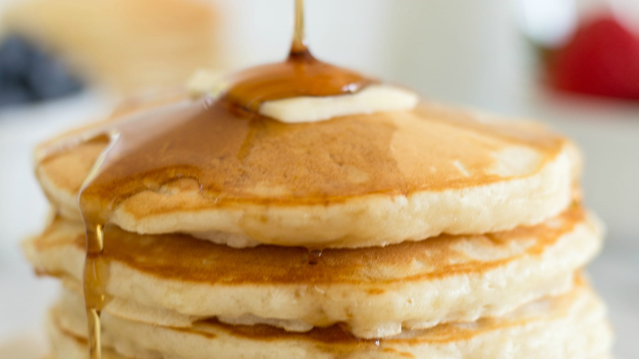Best Ever Homemade Pancakes Recipe