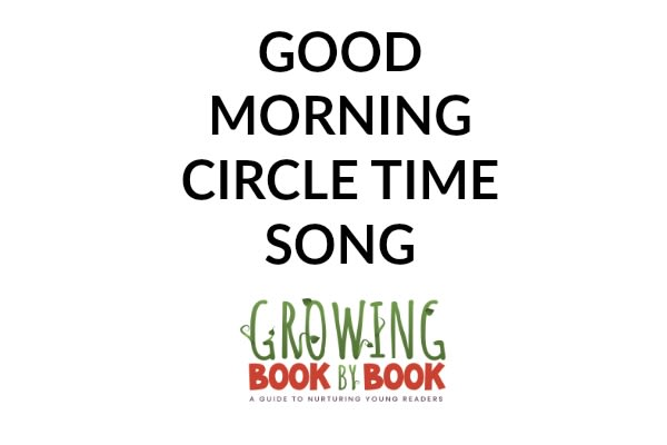 7 circle time welcome songs for preschool and kindergarten m4hsunfo