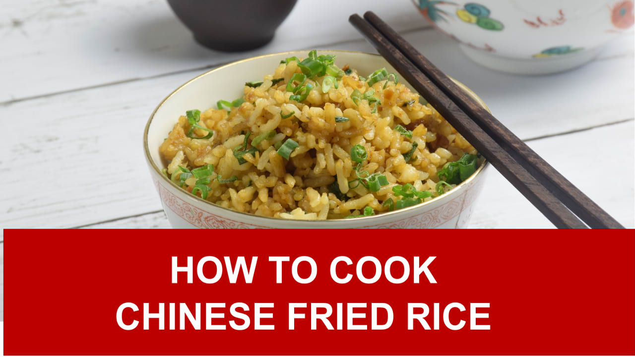 Chinese fried rice how to cook the perfect rice with only six chinese fried rice how to cook the perfect rice with only six ingredients ccuart Images