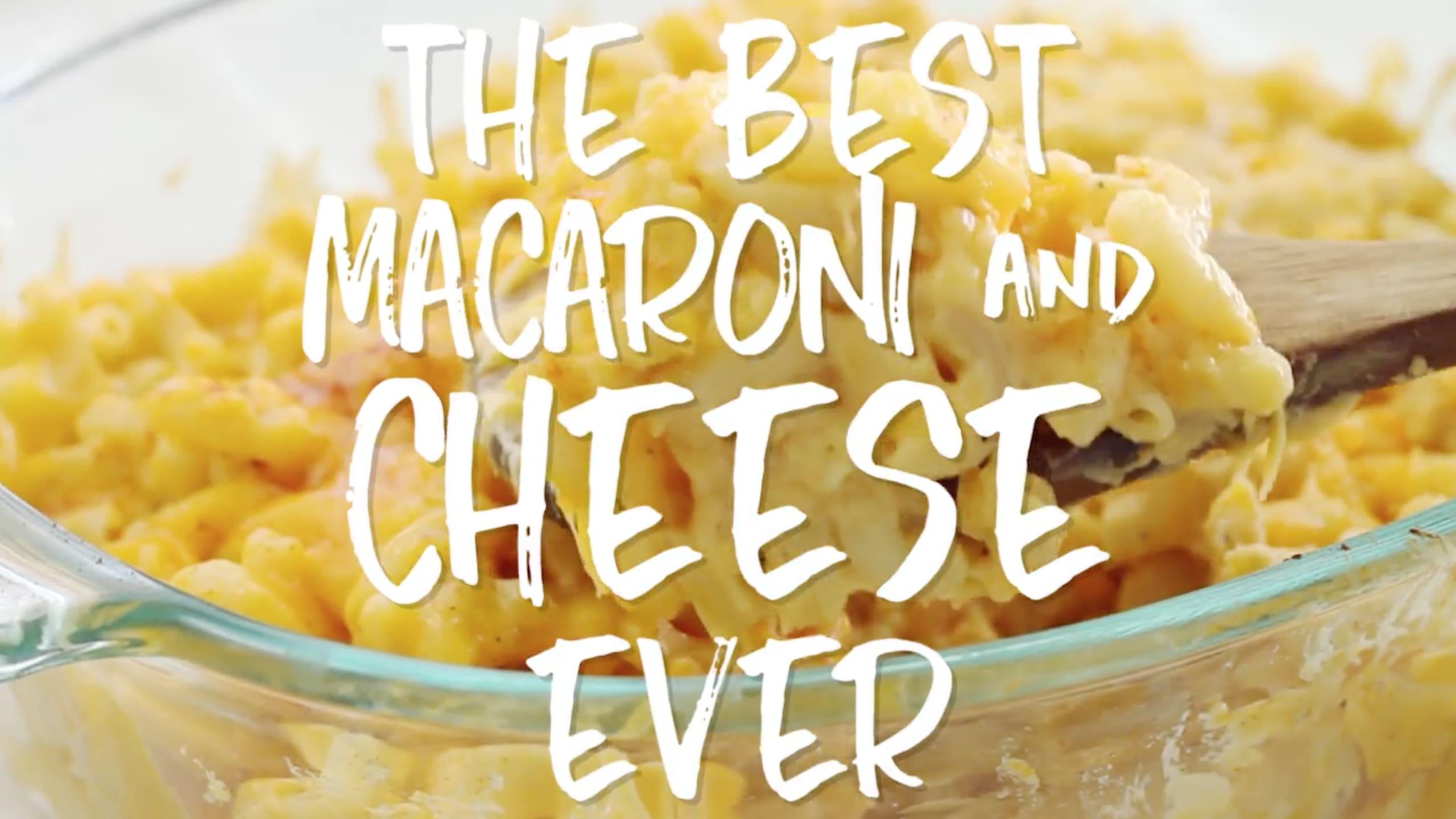The Best Macaroni & Cheese Recipe Ever Kitchen Treaty