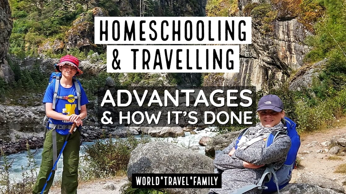 Homeschooling and Travel