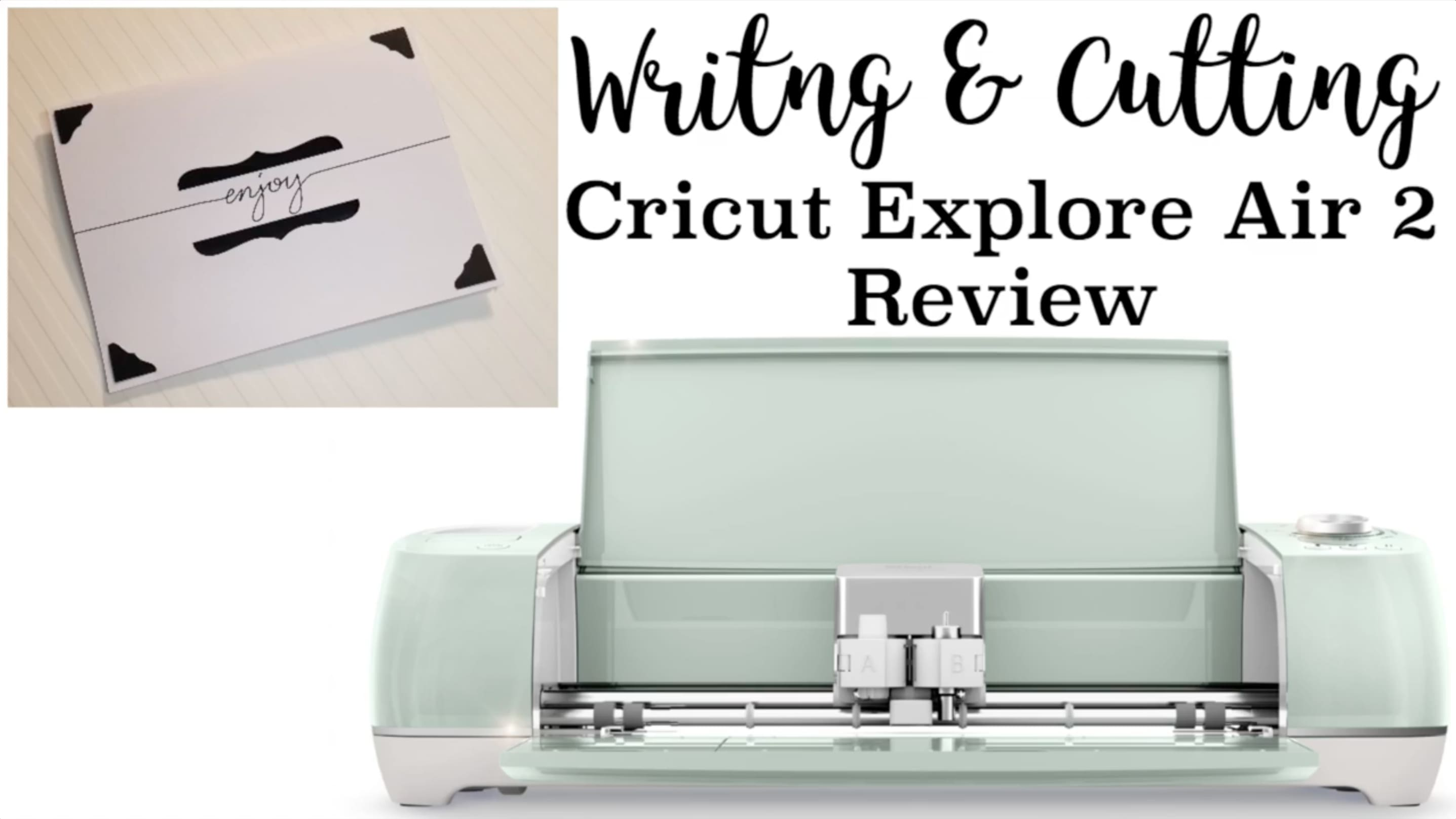 Cricut Explore Air 2 Review Read This Before Spending Your Money Got My Circuit Personal Electronic Cutter Machine A Year Ago For