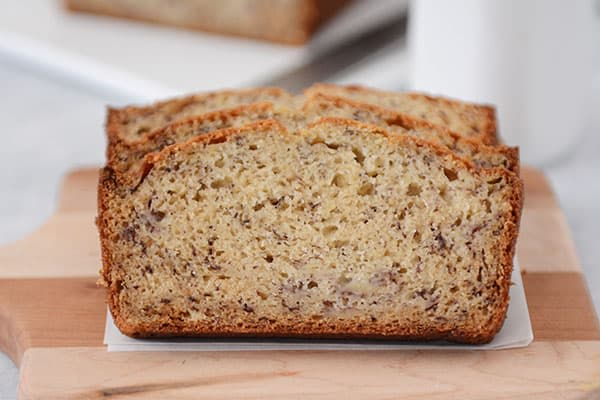 Sour cream banana bread recipe one bowl mels kitchen cafe forumfinder Gallery