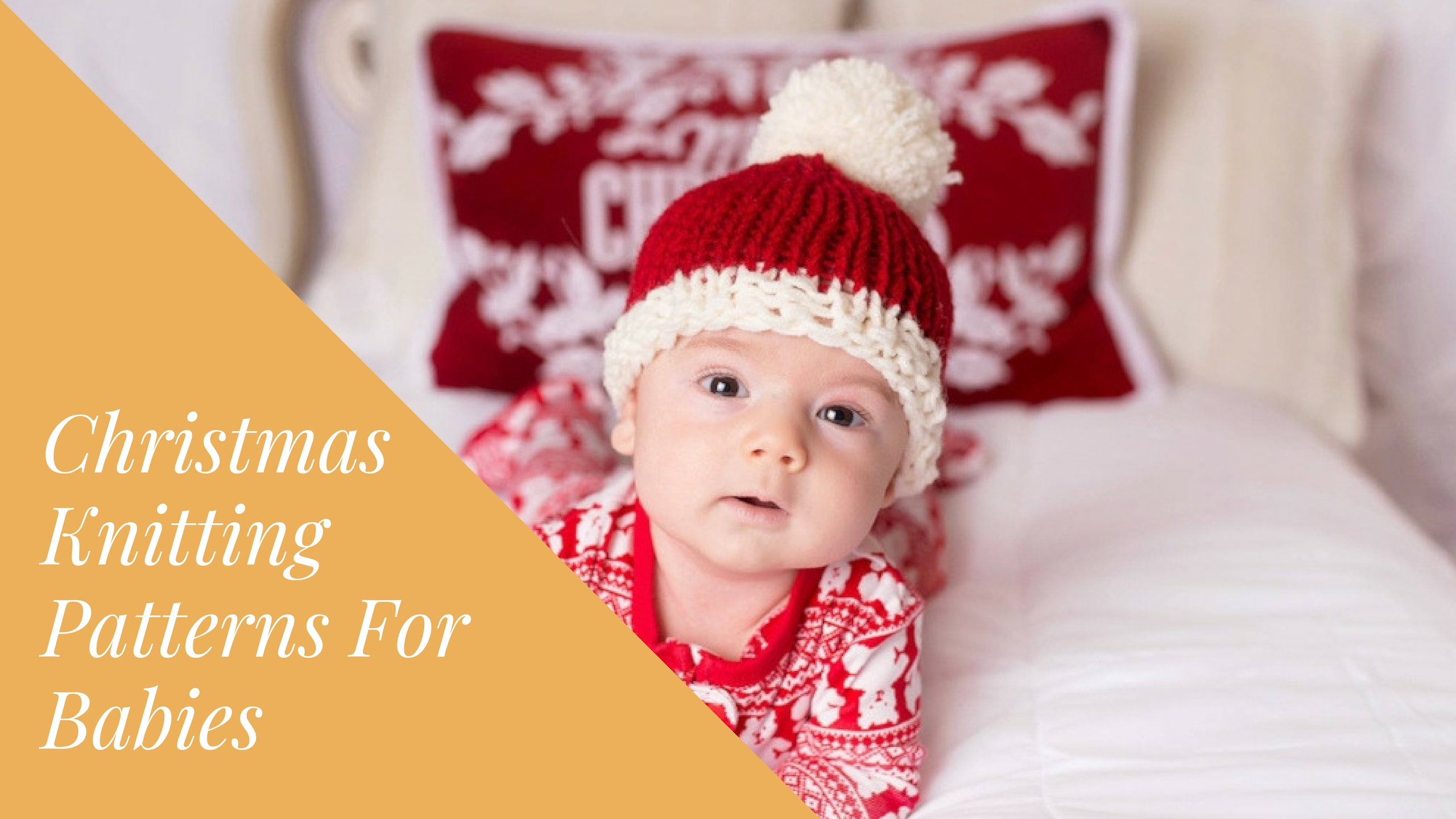 22431899d6c Christmas Knitting Patterns For Babies