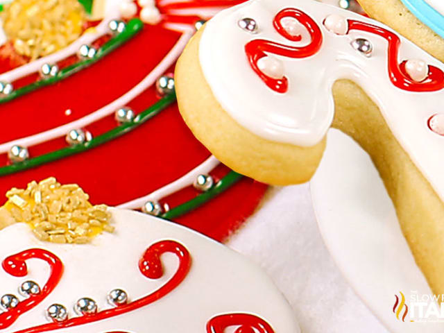 Christmas Sugar Cookies With Video