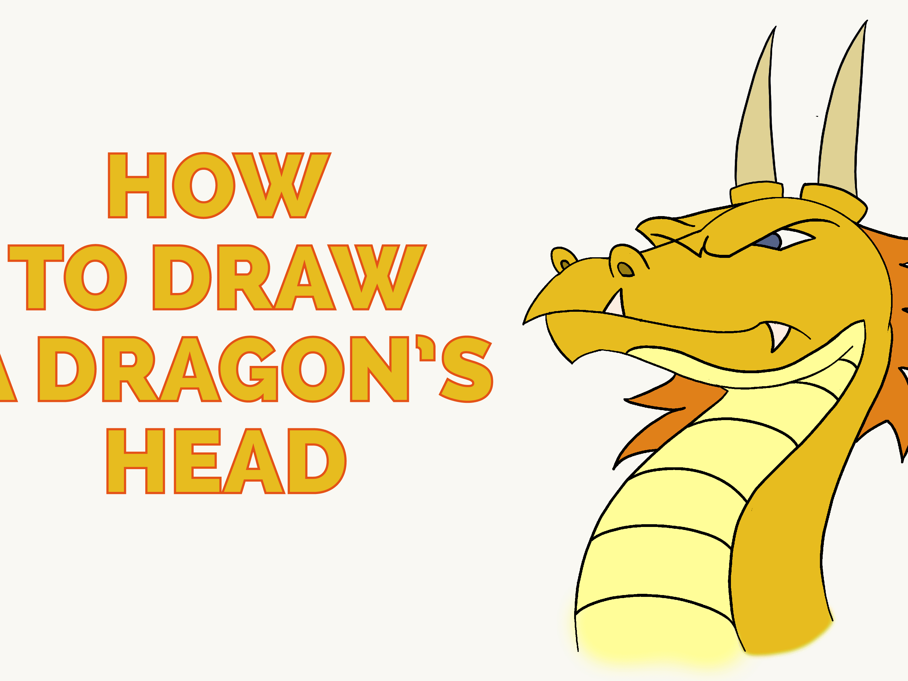 Buy Drawings Easy of dragon heads picture trends