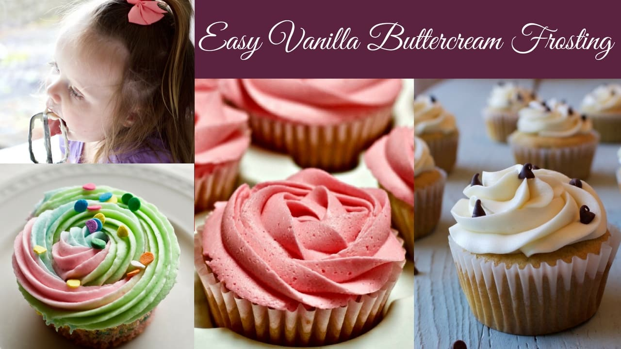 Champagne Cupcakes with Raspberry Frosting | Homemade Food Junkie