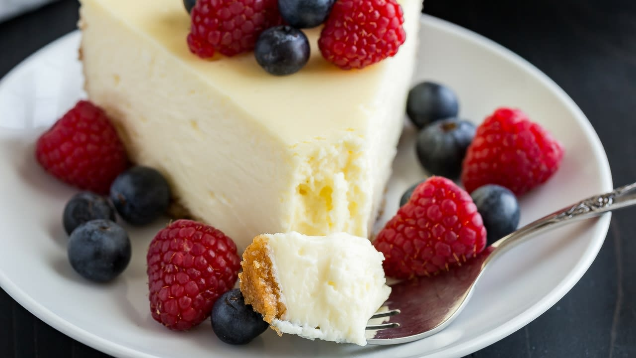 The Best Cheesecake Recipe Baked By An Introvert House Wiring Video Download