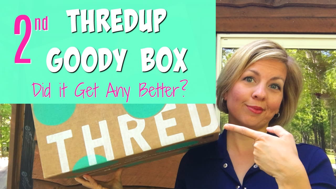 88e10044f4a ThredUp Goody Box Review  What Is Inside  - Get Green Be Well