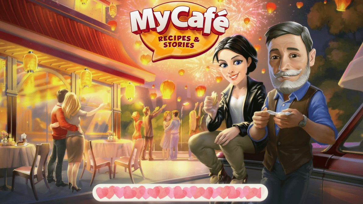 My Cafe: Recipes and Stories Gameplay Video