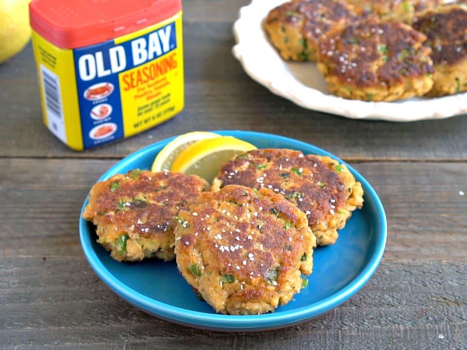 Old Bay Salmon Cakes Aggies Kitchen