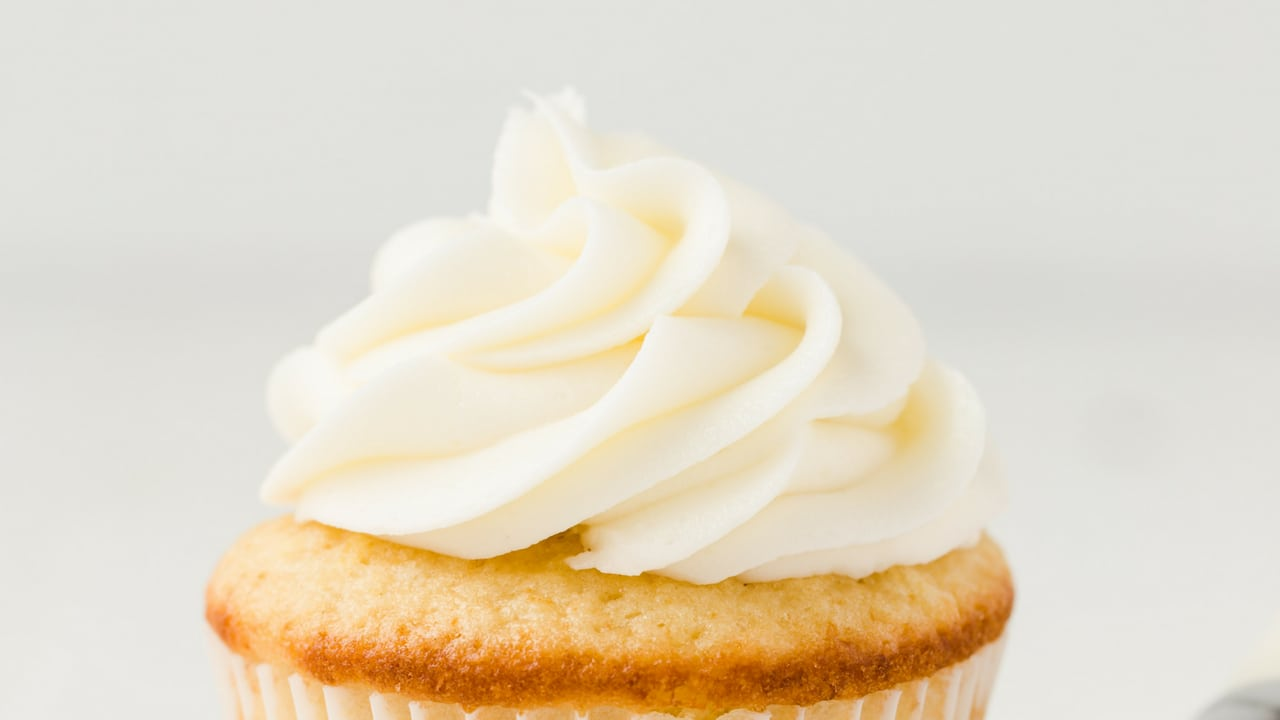 Coconut Buttercream Frosting Recipe | Baked by an Introvert