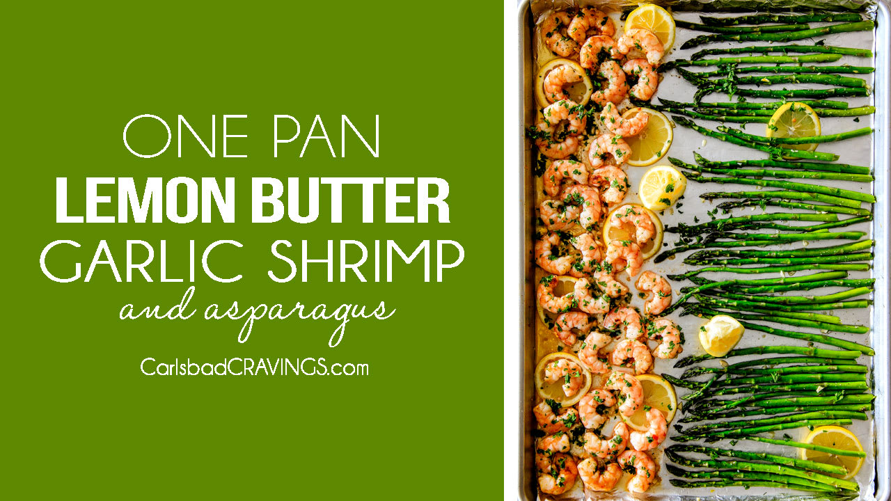 30-Minute Lemon Basil Shrimp and Asparagus Recipe 30-Minute Lemon Basil Shrimp and Asparagus Recipe new foto