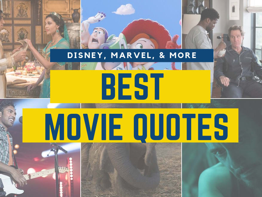 Best Movie Quotes Of The Year