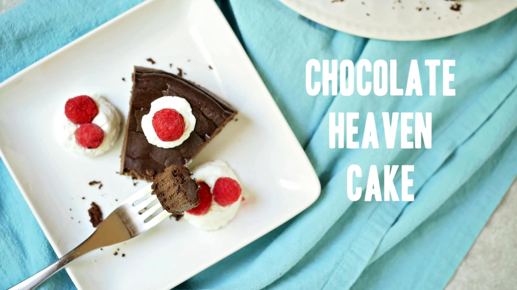 Low Carb Chocolate Heaven Cake