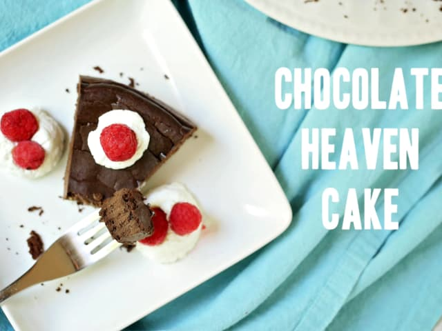 The Best Low Carb Chocolate Heaven Cake On The Internet Amazing
