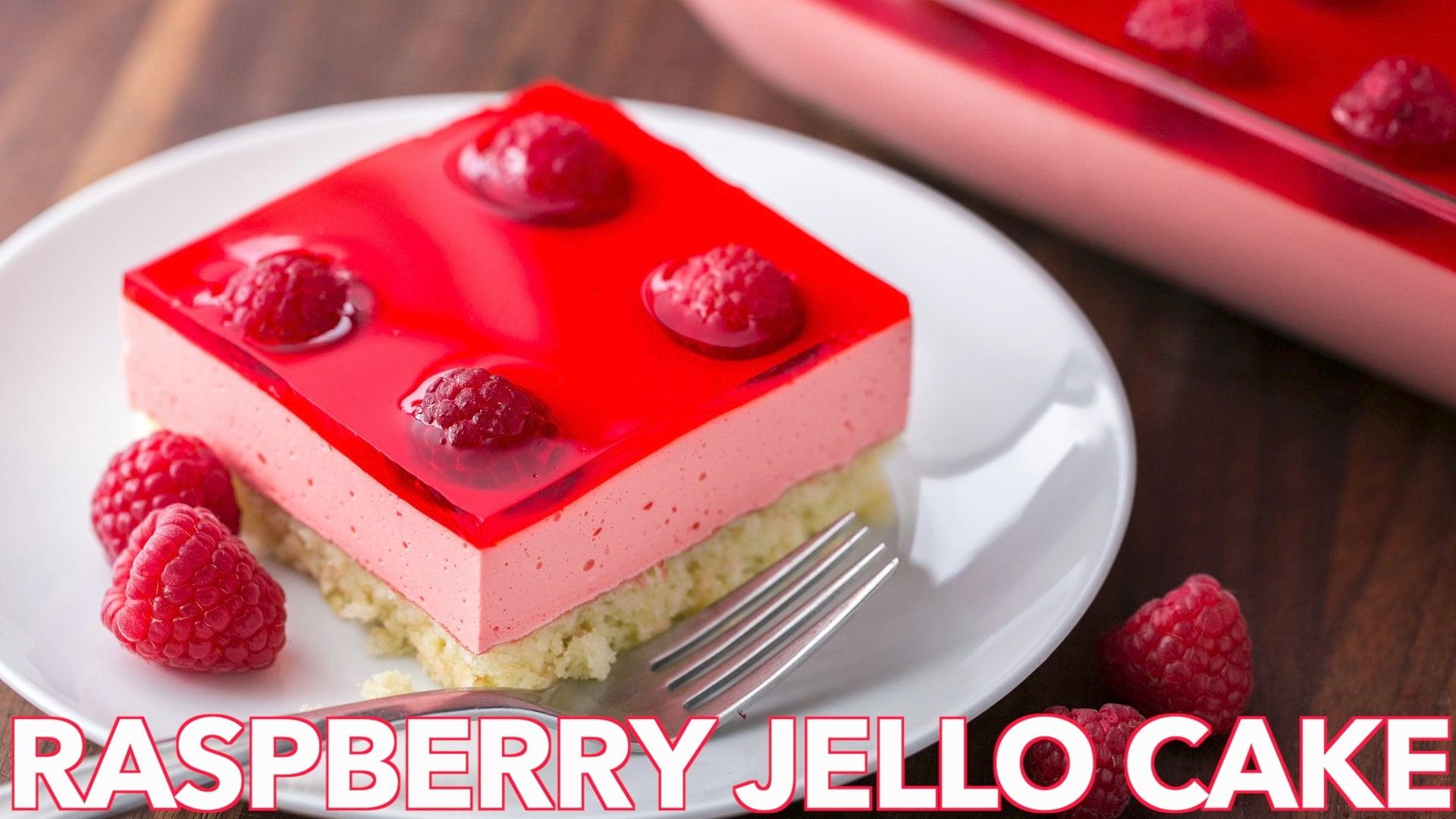 recipe: strawberry and raspberry cake [12]