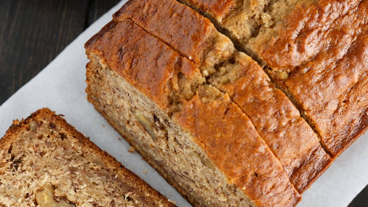 Best ever banana bread recipe baked by an intovert forumfinder Image collections