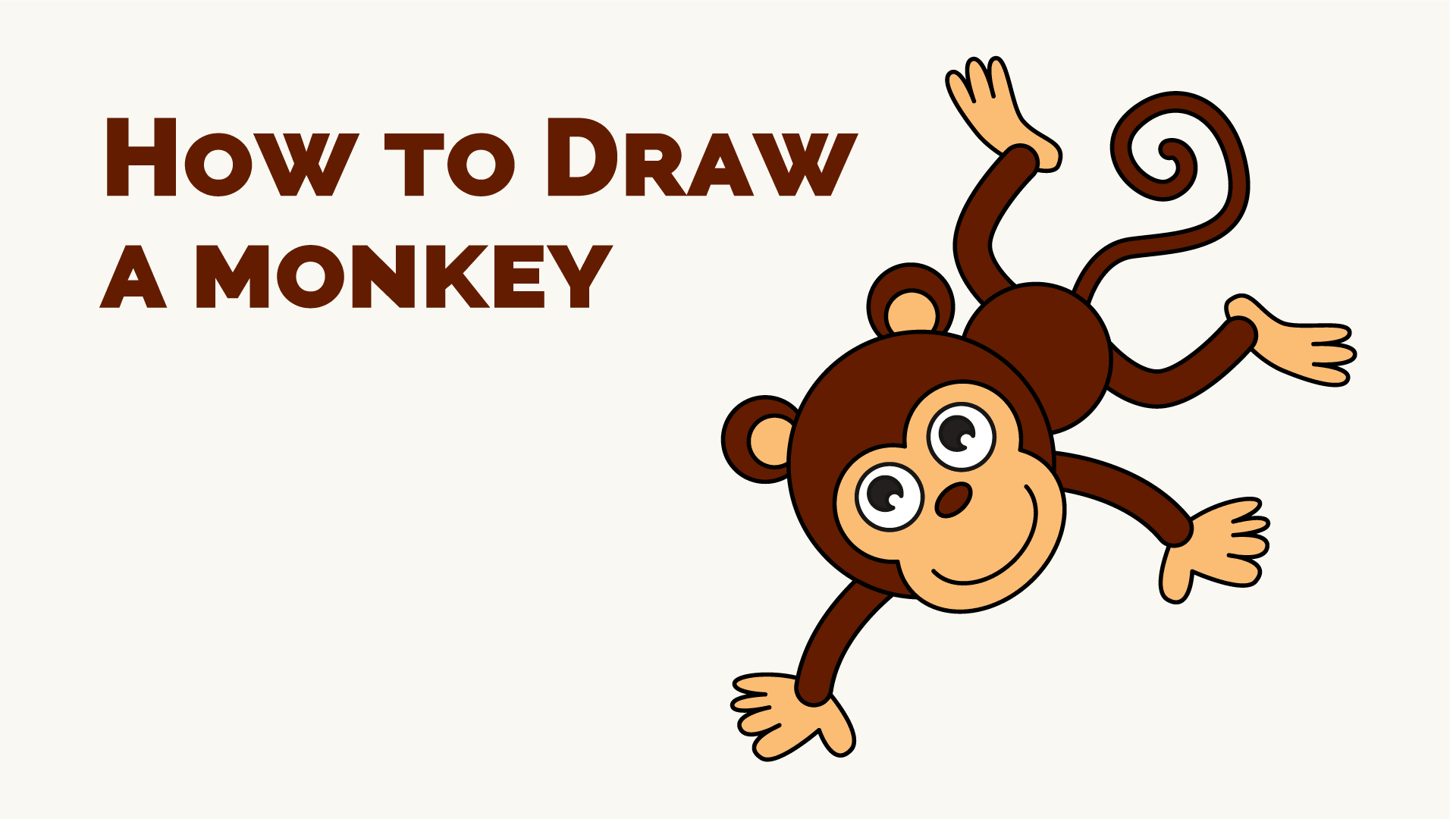 How to draw animals in stages with a pencil