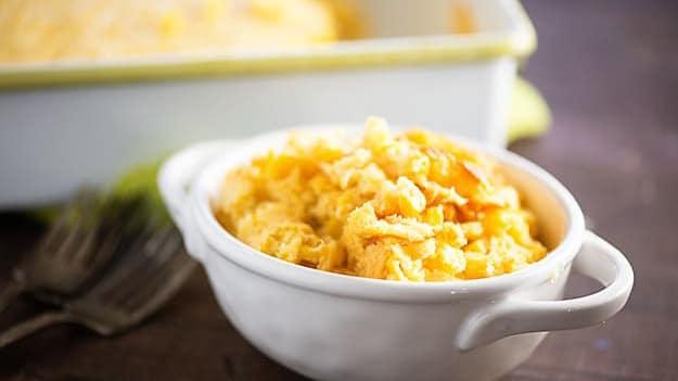 Jiffy Corn Casserole Buns In My Oven