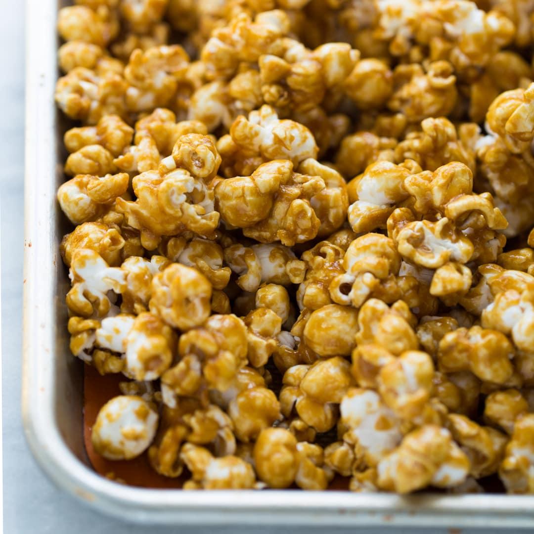 the best caramel corn meaningful eats