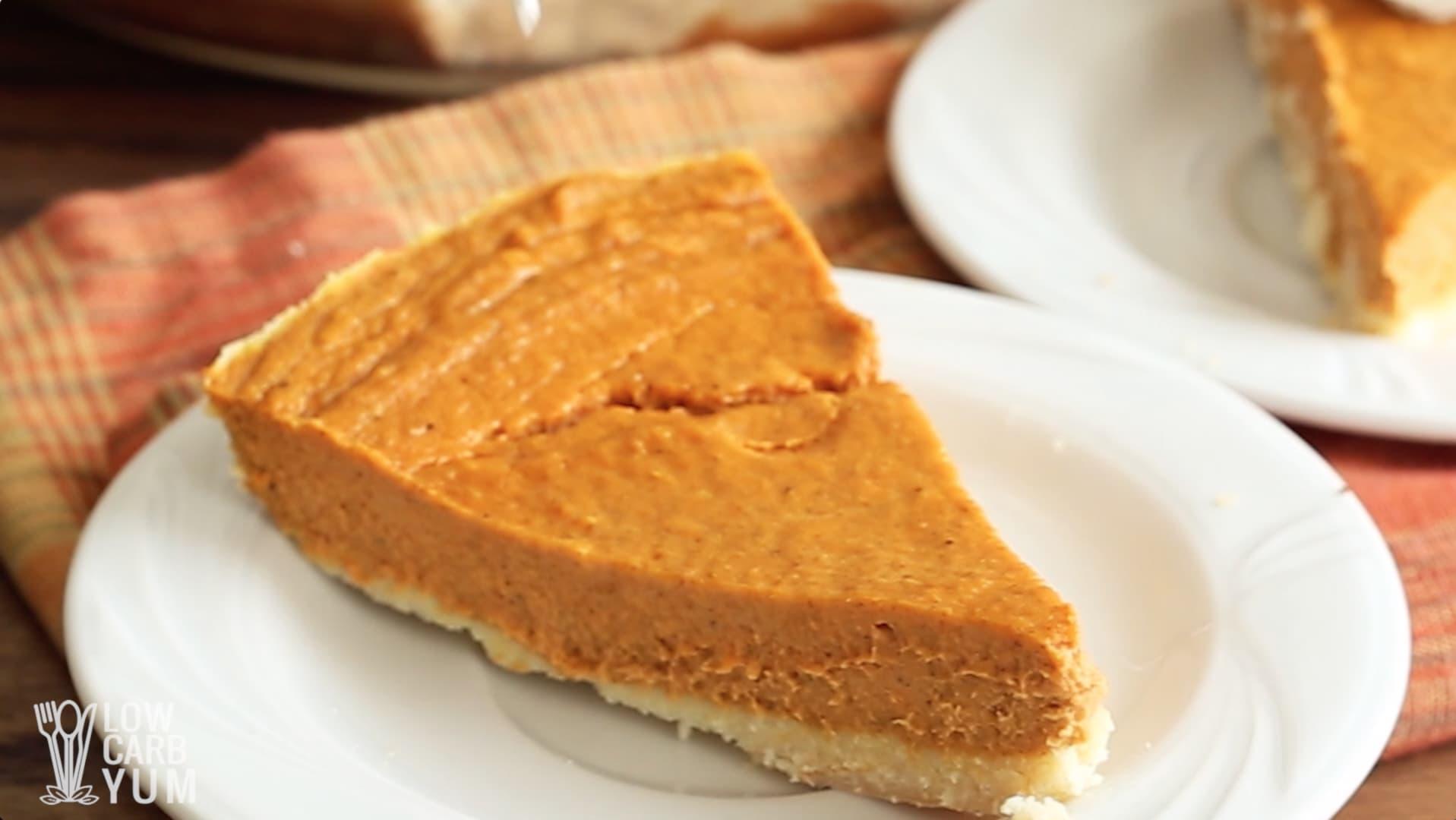 recipe: sugar free pumpkin pie recipe stevia [21]