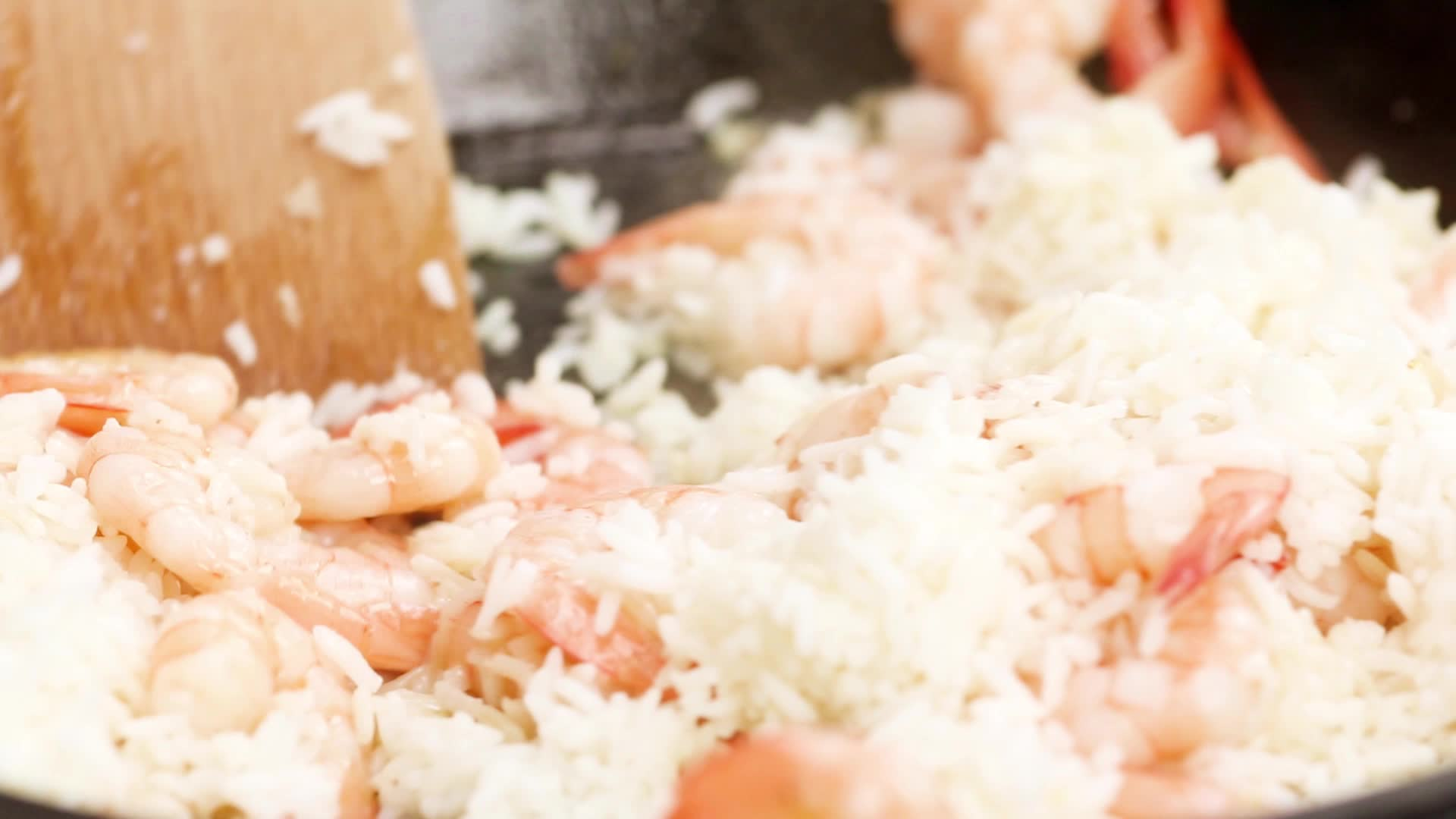 Garlic Butter Shrimp Rice Recipe Easy Delicious Shrimp Dinner Idea