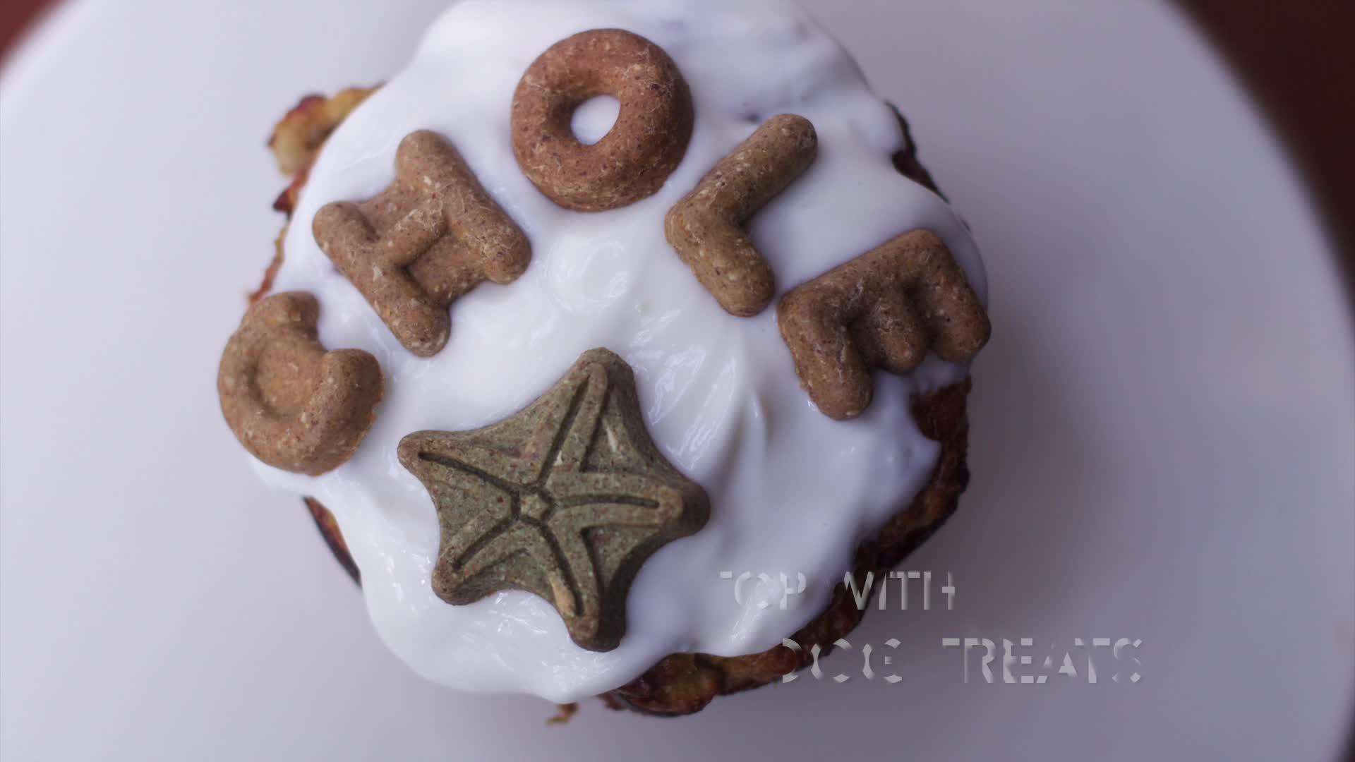 The Easiest Dog Birthday Cake Recipe For A Dog Birthday